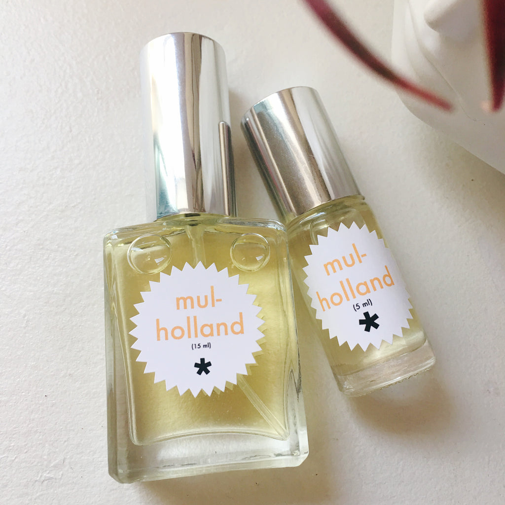 mulholland perfume twinkle apothecary