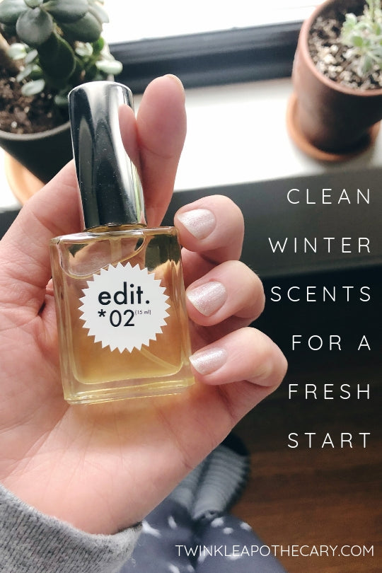 Clean Winter Scents for a Fresh Start