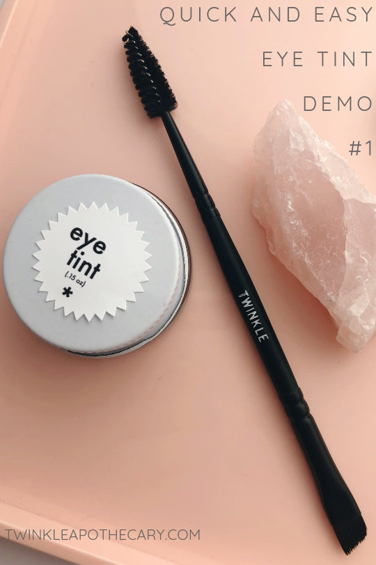 Quick & Easy Eye Tint Demo
