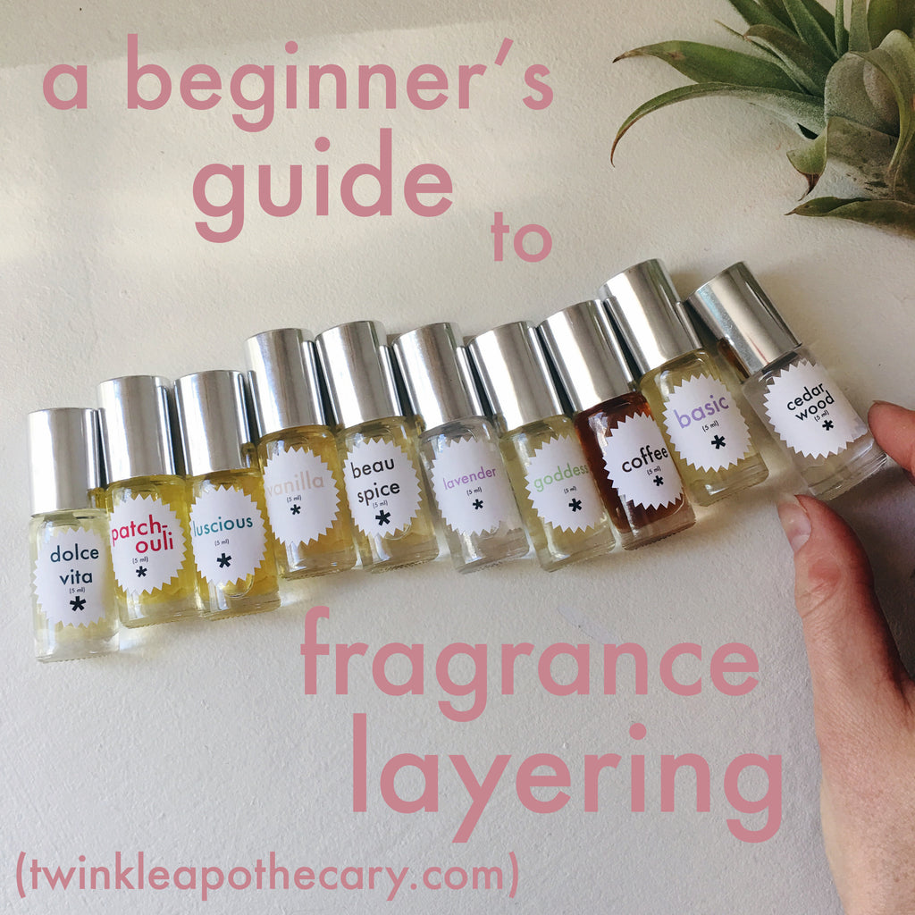A Beginner's Guide To Fragrance Layering