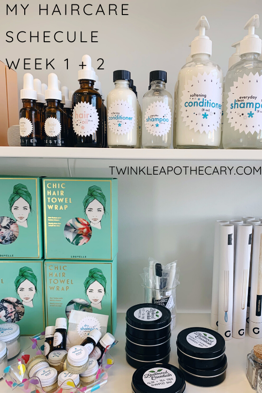 hair care twinkle apothecary