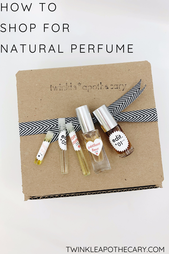 How to Shop for Natural Perfume