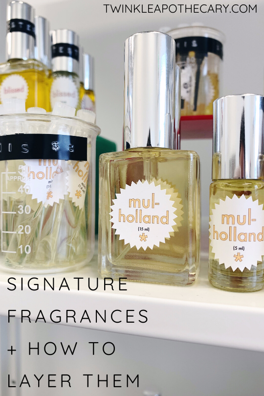 Signature Fragrances + How To Layer Them (Video!)