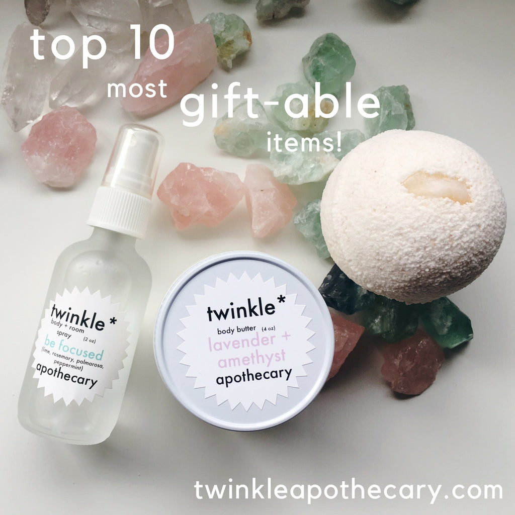 Our Top 10 Most Giftable Items!