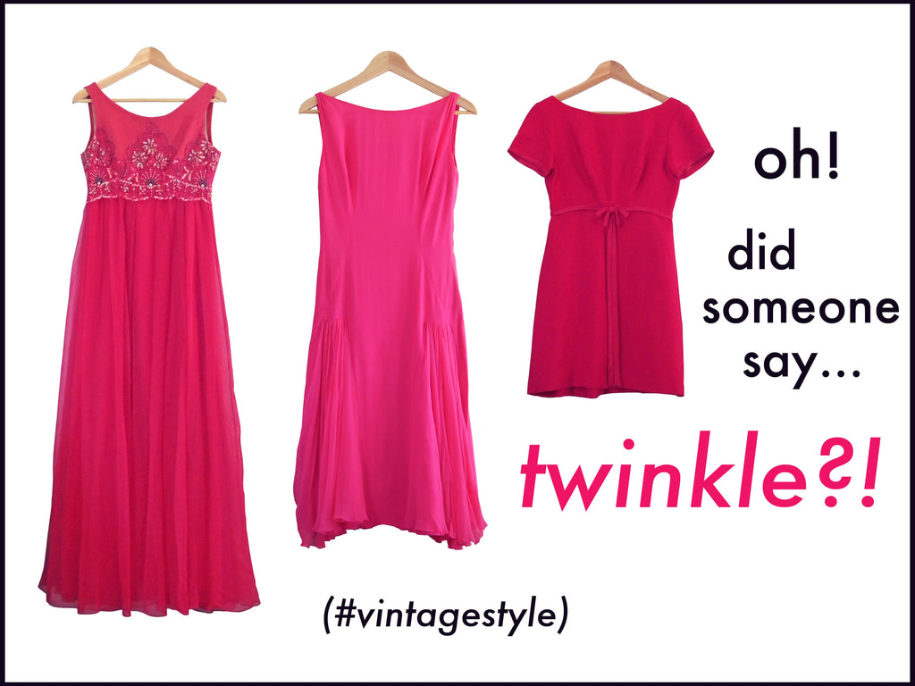 Introducing... our vintage shop!