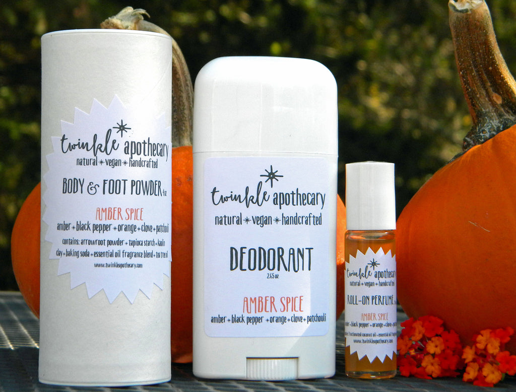 FALL FAVORITES FROM TWINKLE APOTHECARY!