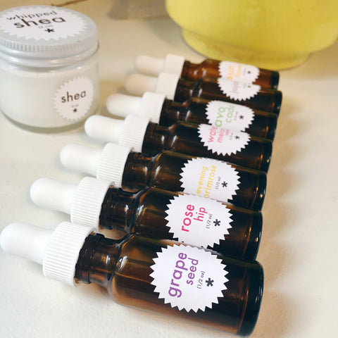 twinkle apothecary carrier oils