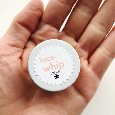 face whip mini twinkle apothecary
