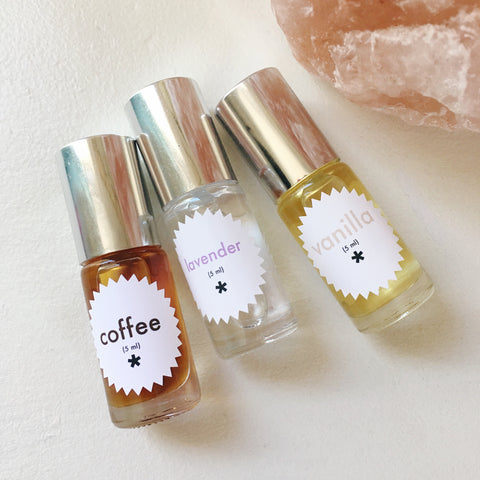 lavender vanilla coffee perfume twinkle apothecary