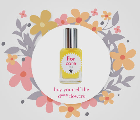 florcore perfume twinkle apothecary