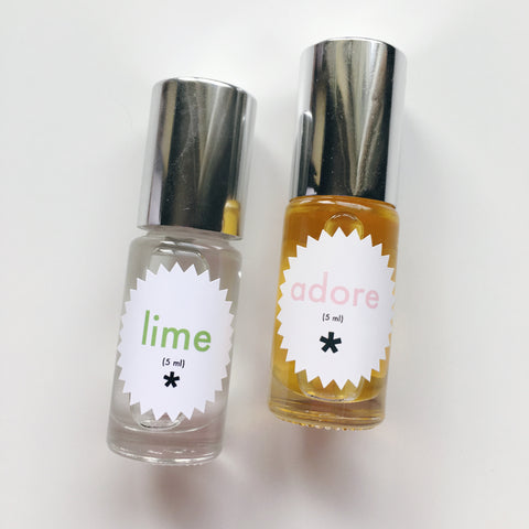 adore and lime perfume twinkle apothecary