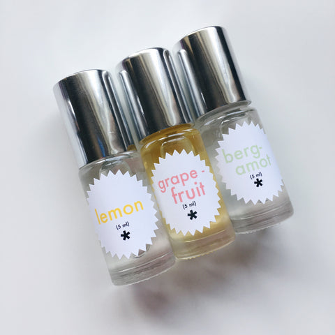 single note perfumes twinkle apothecary