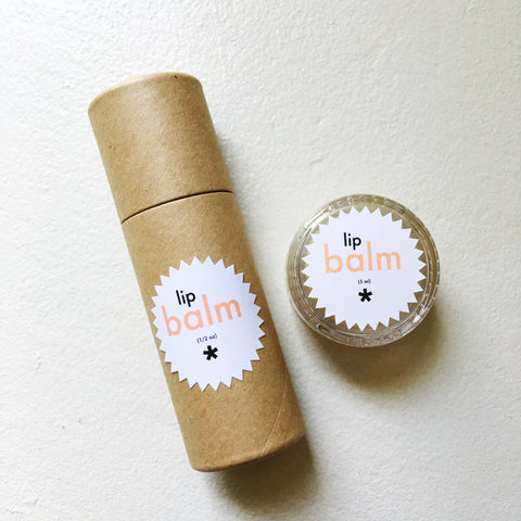 twinkle apothecary lip balm