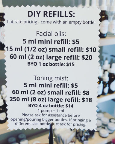refills twinkle apothecary