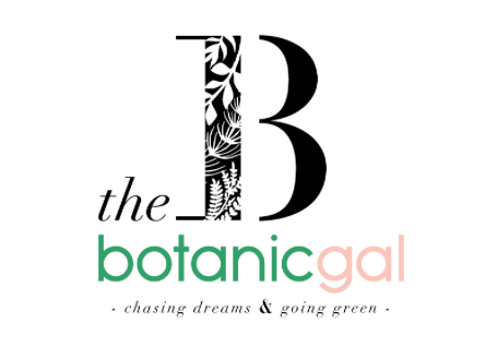 the botanic gal blog