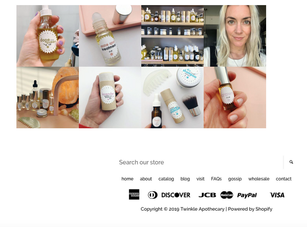 twinkle apothecary search