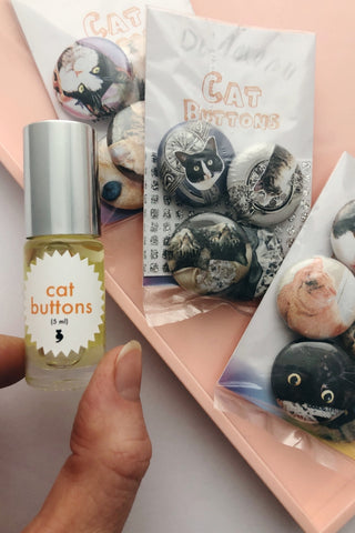 cat buttons twinkle apothecary