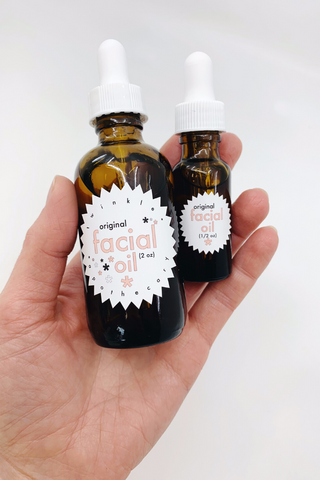 facial oil twinkle apothecary
