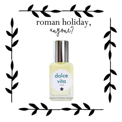 dolce vita perfume twinkle apothecary