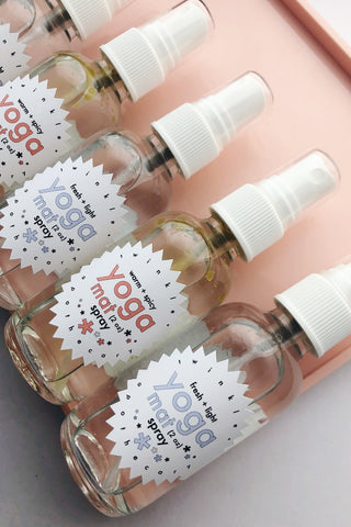 yoga mat sprays twinkle apothecary