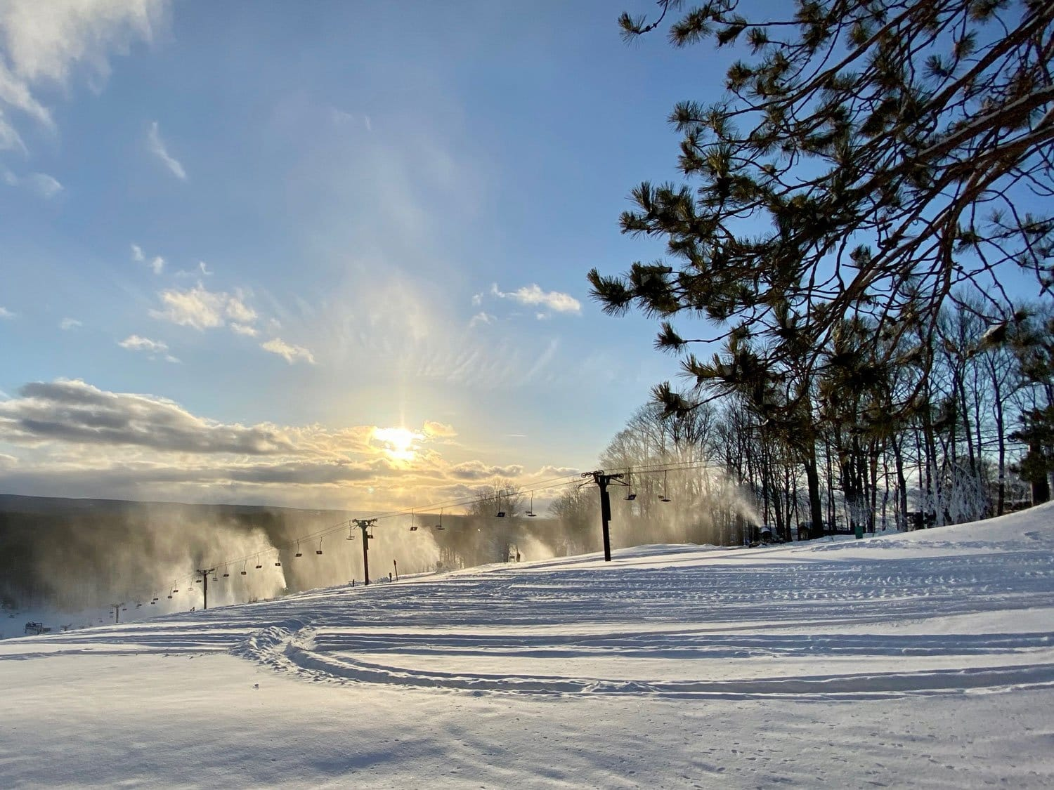 5 Awesome Ski Resorts in Michigan
