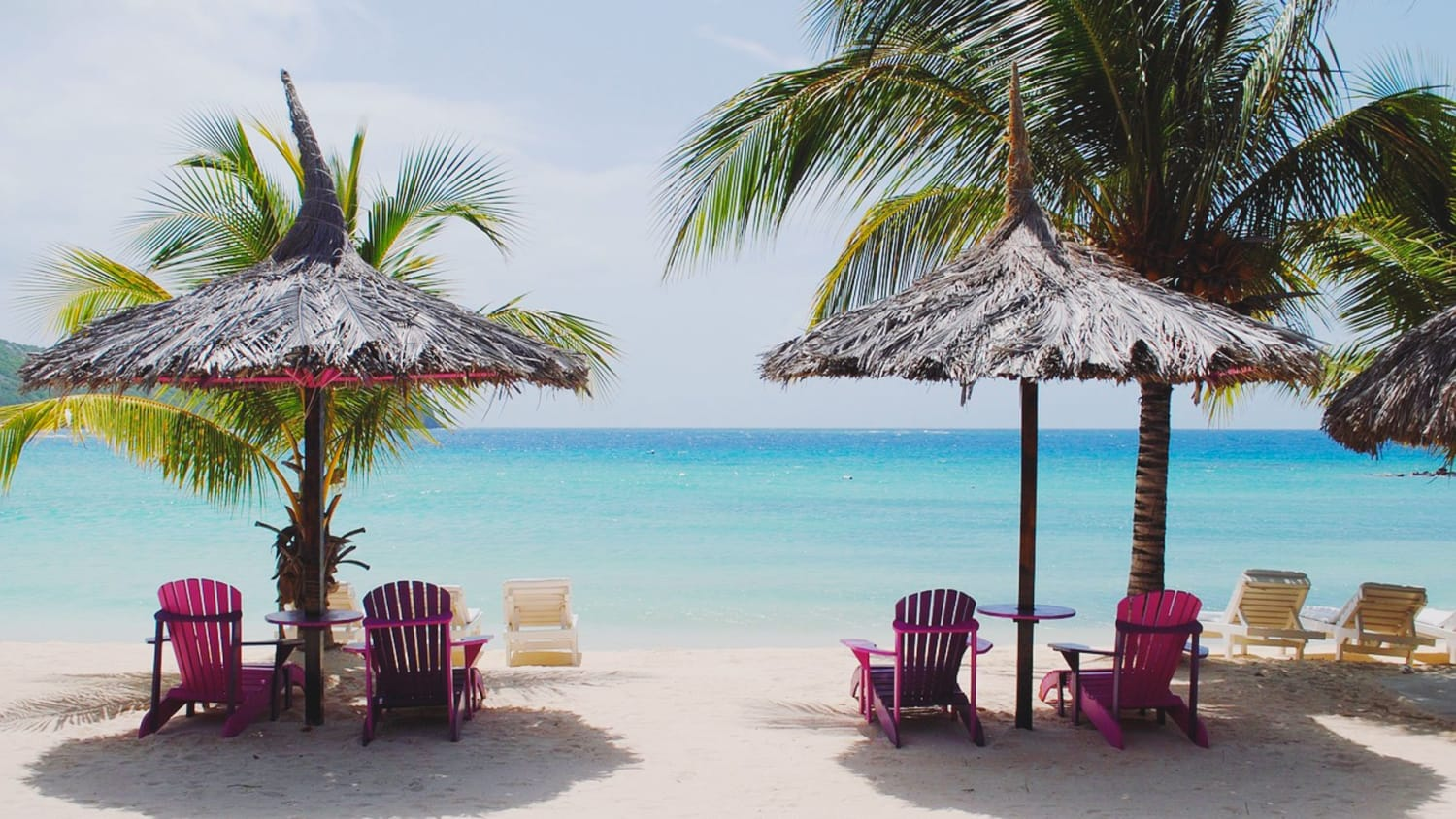 Paradise in the Caribbean - The Top Five All-Inclusive Resorts