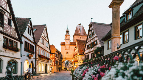 Beautiful german towns you must visit