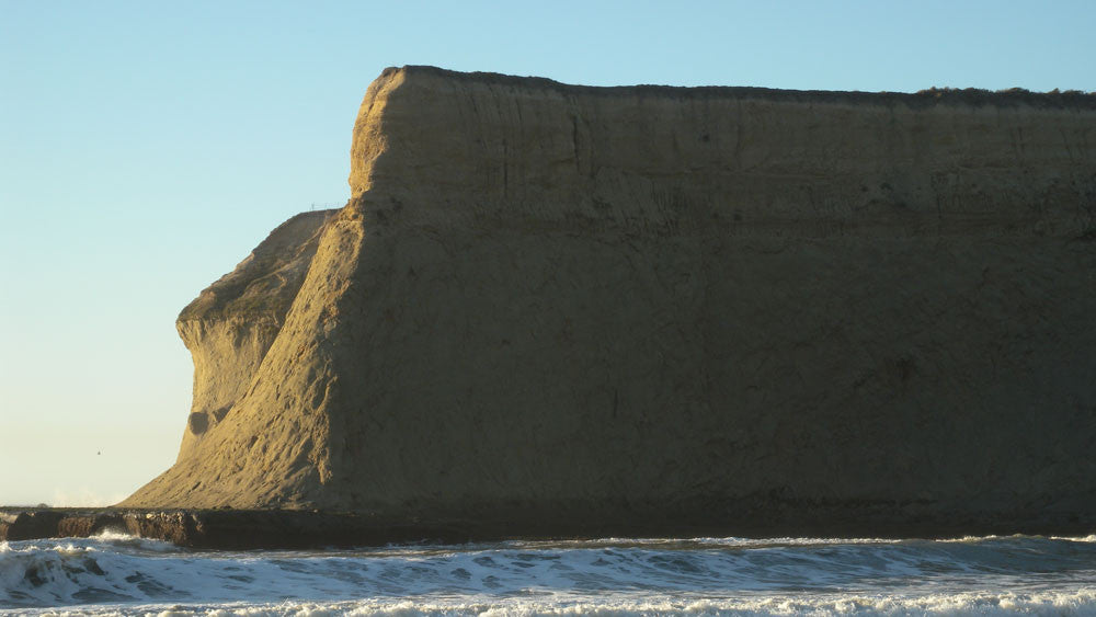 Great cliff