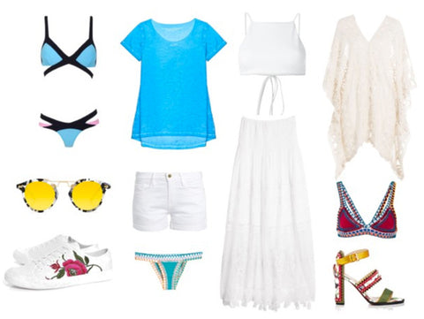 what to pack for mexican riviera
