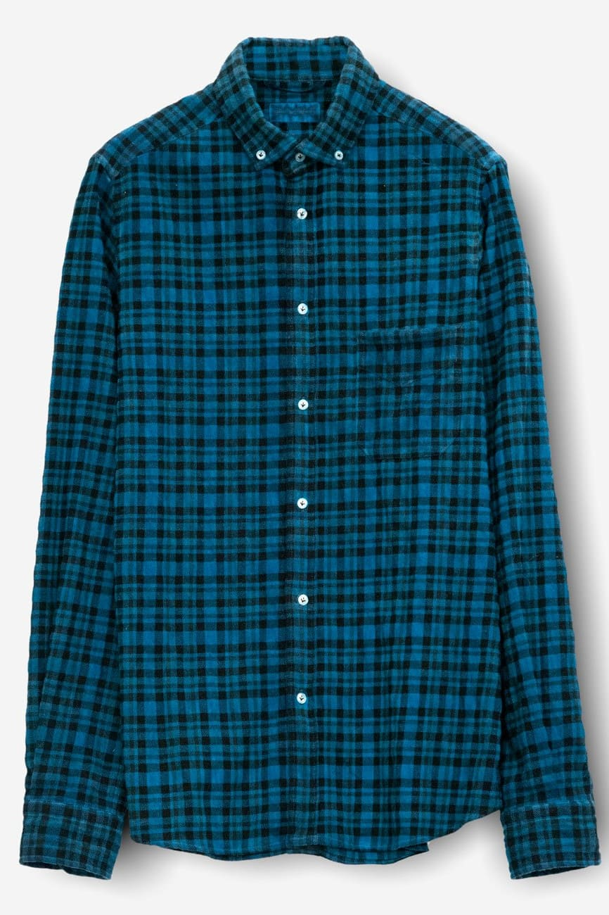 Bow Hurricane Button Down Thick Flannel - Shirts