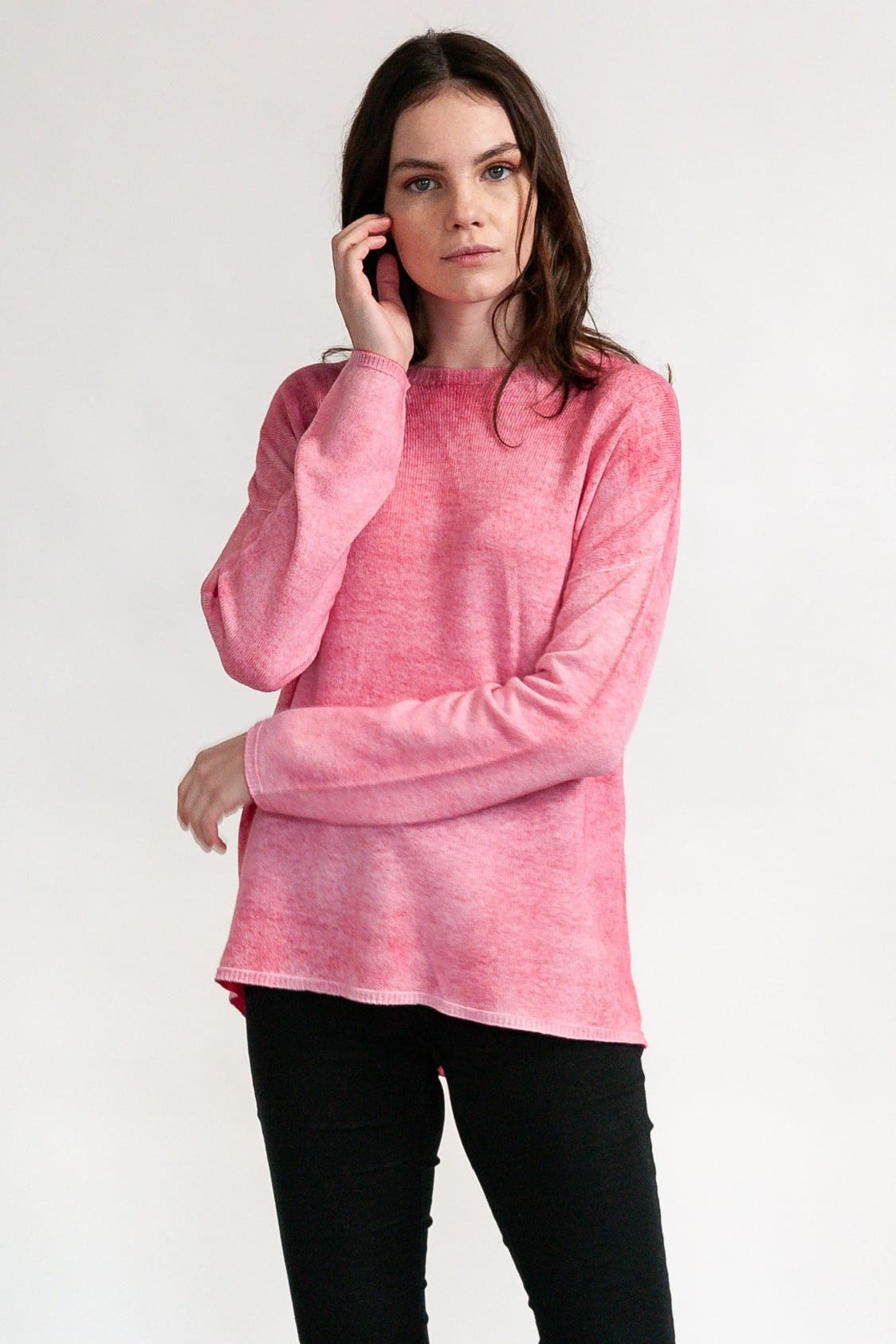 Dalby Cashmere - Cherry - Sweaters
