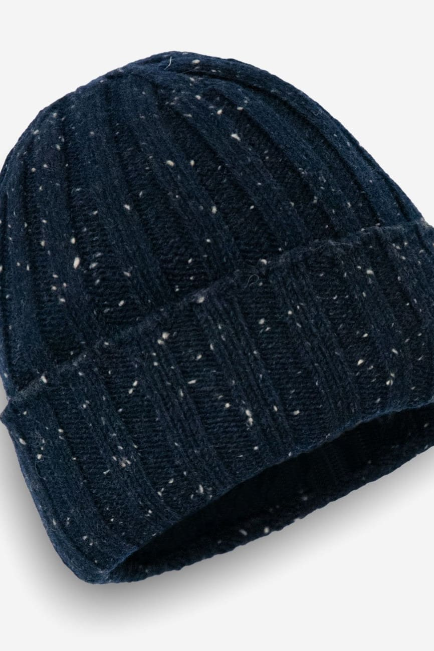 Donegal Beanie in Navy - O/S