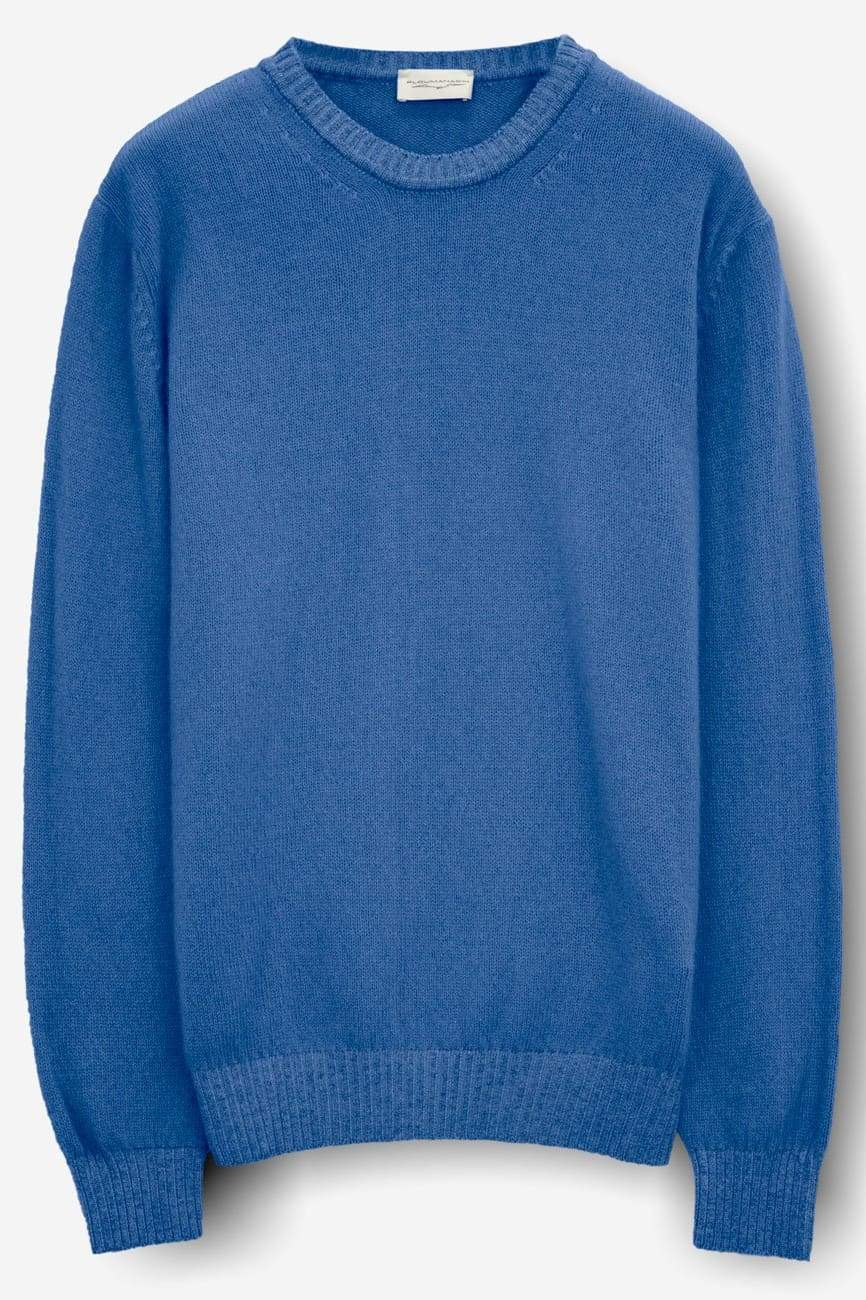Holden Marine Cashmere Blend Crew Sweater - Sweaters