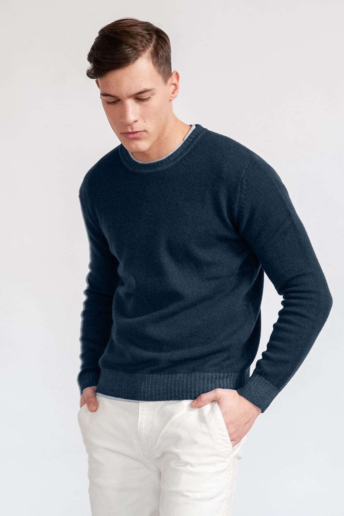 Holden - Navy - Sweaters