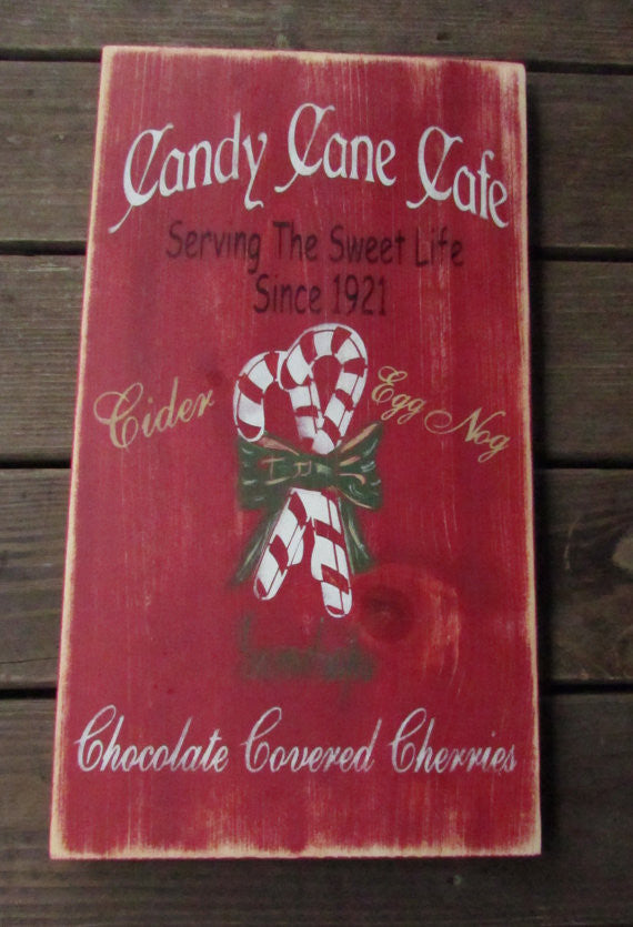 christmas sign, primitive christmas decor, rustic christmas decor, country christmas decor, hand painted signs, wood signs