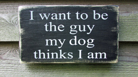 funny pet sign, funny dog sign, wood sign, hand painted wood sign, primitive home decor, rustic home decor