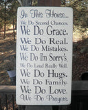 primitive home decor, Family Rules,Sign, wood sign, Primitive sign, Distressed, Sign, rustic home decor, distresssed sign, hand painted