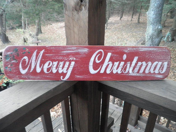primitive christmas sign, christmas sign, christmas decor, rustic christmas decor, hand painted signs, wood signs