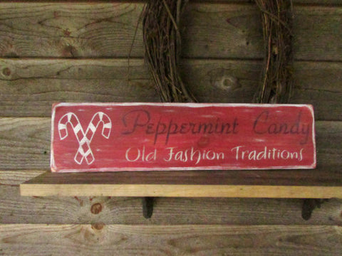 christmas sign, primitive christmas decor, country christmas decor, rustic christmas decor, hand painted wood sign