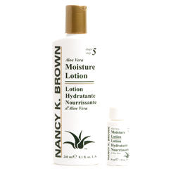 Nancy K. Brown Aloe Vera Moisture Lotion - Your Skin Care Clinic