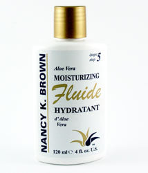 Nancy K. Brown Aloe Moisturizing Fluide - Your Skin Care Clinic