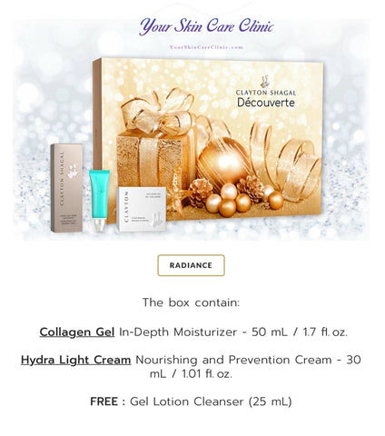 Clayton Shagal Discovery kit (Holiday Special) - Your Skin Care Clinic