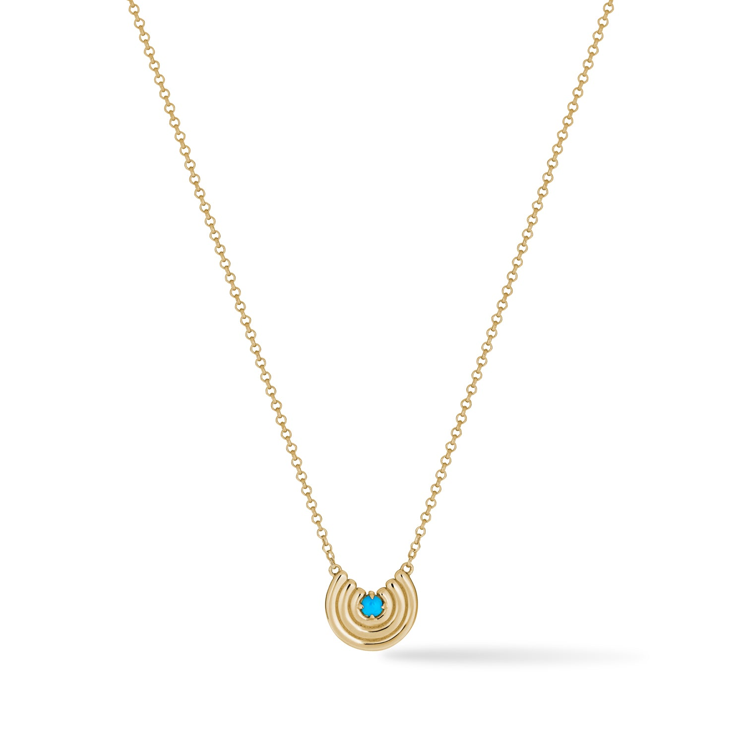 Petite Revival Necklace - Birthstone