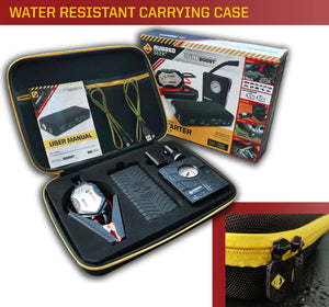 RG1200 Safety PLUS Jump Starter & Power Supply w/ Wireless Charging & Compressor
