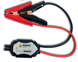 RG1000 INTELLIBOOST Cables w/Override and Metal Clamps