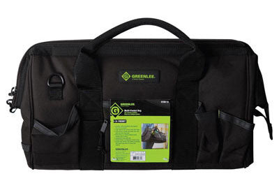 "18"" GREENLEE HEAVY DUTY BAG"