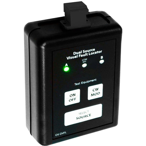 Duplex LC Visual Fault Locator