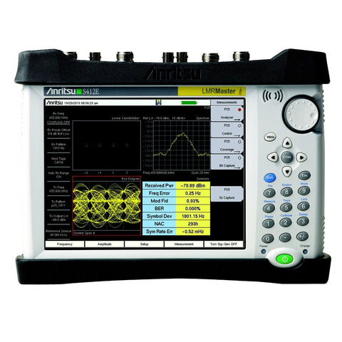 Anritsu Option 31 GPS Built-In Receiver