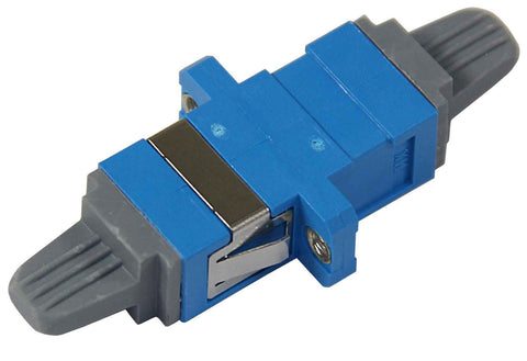 SC Mating Sleeve, Single Mode and Multimode, Polymer Housing, Zirconia Sleeve, Mfr Molex