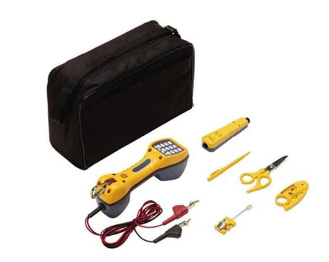 Electrical Contractor Telecom Kit I (with TS30 test set)